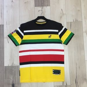 Heritage Shirts - HERITAGE AMERICA SS Stripe Tee (NWOT)